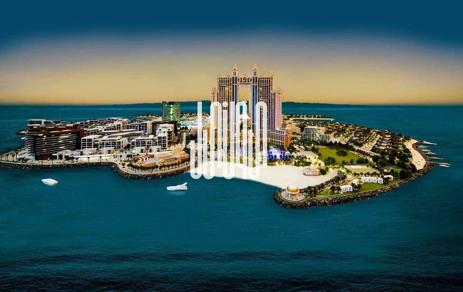 Luxury Living | Sea & Emirates Palace view| Spacious Rooms| NO COMMISSION