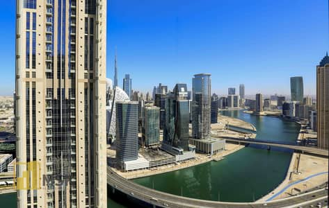 شقة 1 غرفة نوم للايجار في الخليج التجاري، دبي - Exclusive Brand New One Bedroom Luxury Apartment For Rent