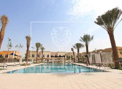 4 Bedroom Townhouse for Rent in Dubailand, Dubai - End Unit  04 bedroom  Close to Park  and Pool