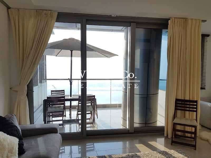 2 Ocean Heights   Fully Furnished   Amazing Sea View