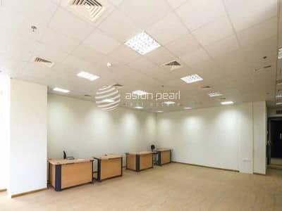 مکتب  للبيع في أبراج بحيرات الجميرا، دبي - Fitted Office|Ready to Move|Mazaya Business Avenue