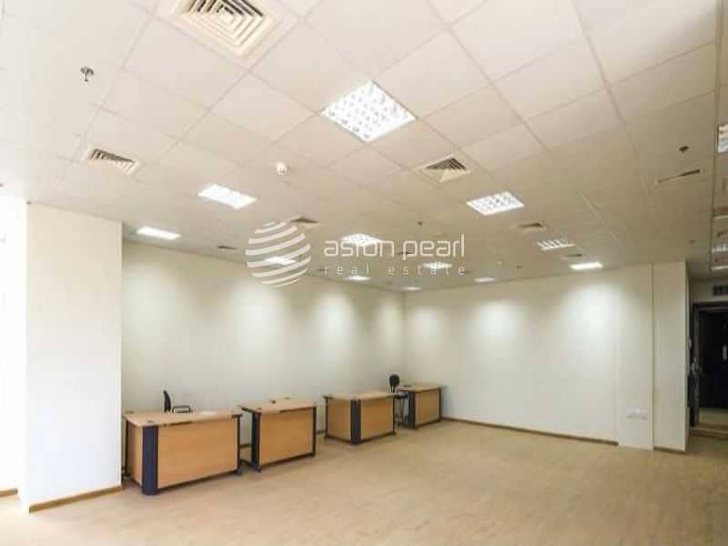 Fitted Office|Ready to Move|Mazaya Business Avenue