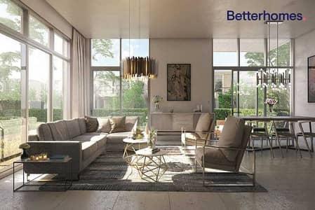 فیلا 4 غرف نوم للبيع في مدينة محمد بن راشد، دبي - Amazing Corner Plot I Park View I Handover Q1 2022