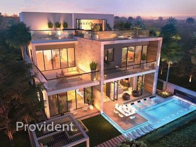 فیلا 5 غرف نوم للبيع في داماك هيلز (أكويا من داماك)، دبي - Limited Units | Melrose | Facing Golf Course
