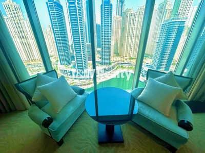 فلیٹ 3 غرف نوم للبيع في دبي مارينا، دبي - FOR SALE Full Marina View   3Bedroom  Luxury Living