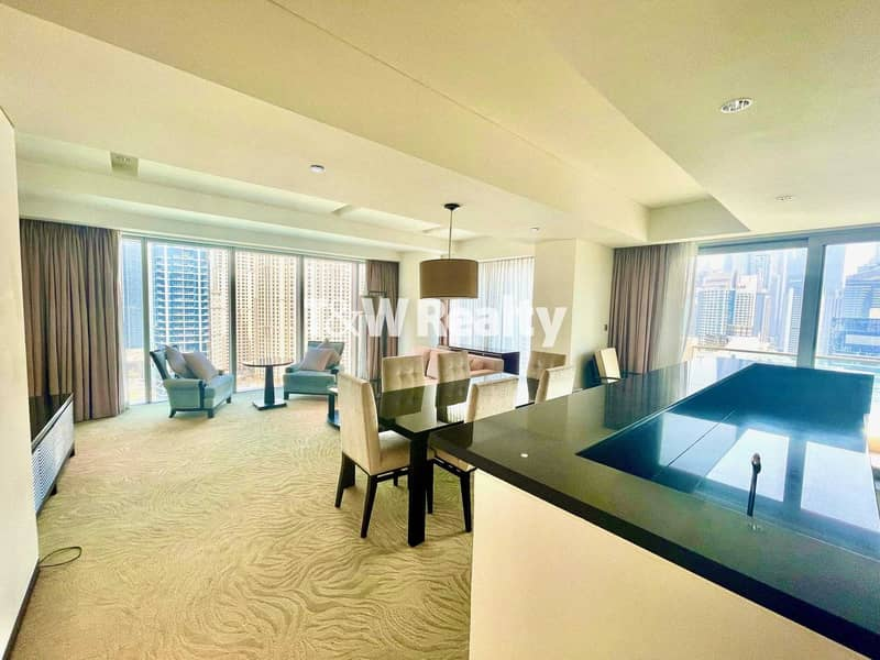 2 FOR SALE Full Marina View   3Bedroom  Luxury Living