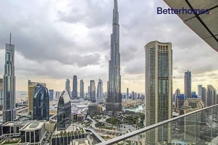 3 Bedroom Hotel Apartment for Rent in Downtown Dubai, Dubai - Best offer |Full Burj Khalifa View | High floor