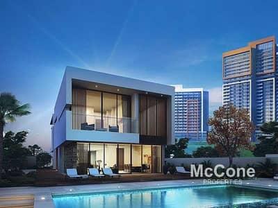 فیلا 3 غرف نوم للبيع في داماك هيلز (أكويا من داماك)، دبي - Genuine Resale | Vastu Compliant | Single Row
