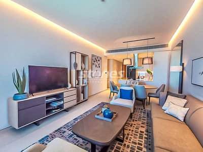 شقة فندقية 1 غرفة نوم للبيع في جميرا بيتش ريزيدنس، دبي - Luxurious Fully Furnished Serviced Apartment
