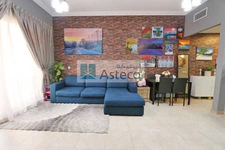 فلیٹ 1 غرفة نوم للبيع في مدينة دبي الرياضية، دبي - Fully Furnished   Double Balcony   Pool View
