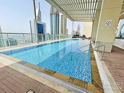 1 Bedroom Flat for Rent in DIFC, Dubai - One Bedroom | DIFC and Sea View | Call Now