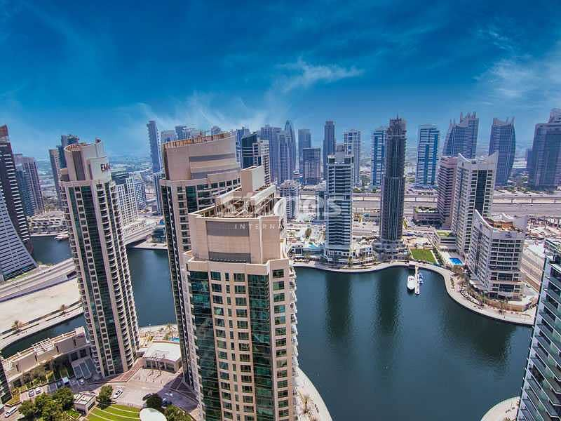 20 Uniquely Upgraded   Full Marina View   Tenanted