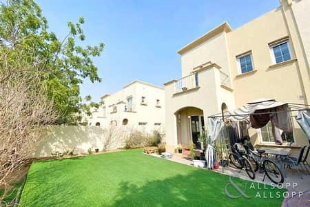 2 Bedroom Villa for Rent in The Springs, Dubai - Springs 9   2 Bedroom + Study   Type 4E