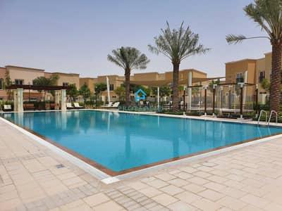 فیلا 4 غرف نوم للايجار في دبي لاند، دبي - Single row I Near Pool & Park| Prime Location I Ready