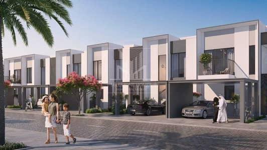 تاون هاوس 3 غرف نوم للبيع في ذا فالي، دبي - New Launch 3BR Nara Townhouses in The Valley.