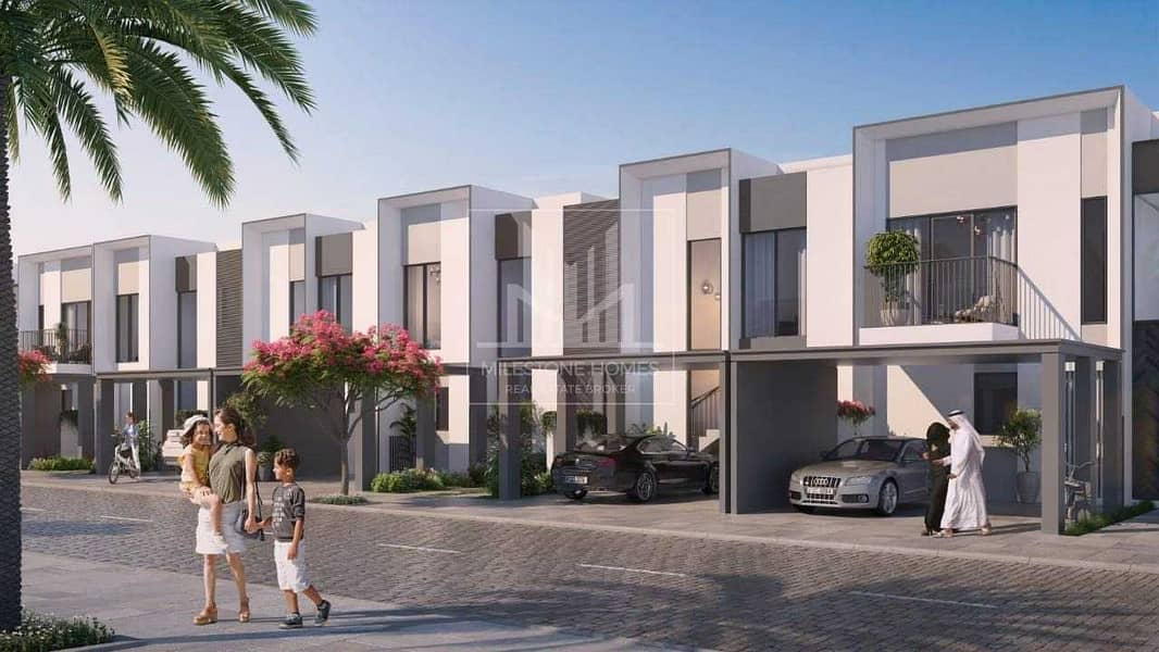 New Launch 3BR Nara Townhouses in The Valley.
