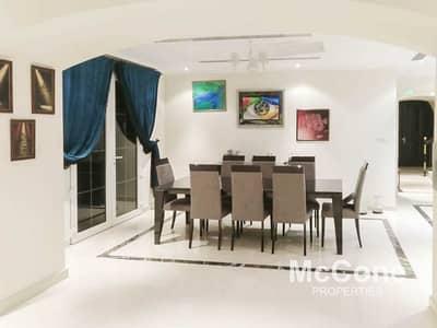 فیلا 5 غرف نوم للبيع في عقارات جميرا للجولف، دبي - Exclusive | Vacant on Transfer | View Today