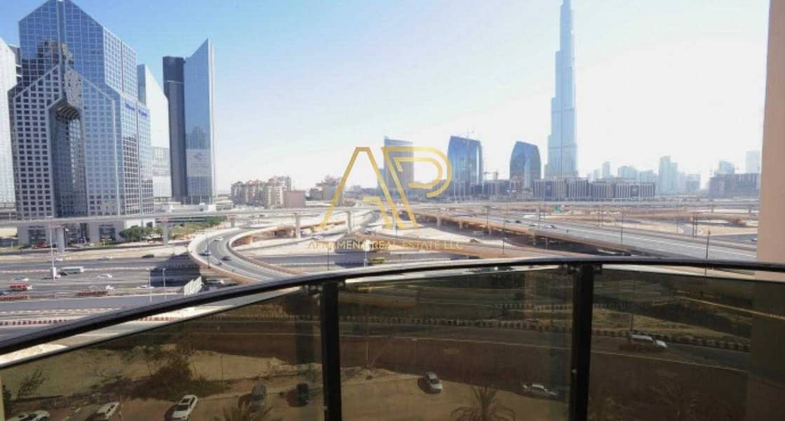 CHEAPEST 3BHK IN SHEIK ZAYED ROAD   ICONIC VIEW