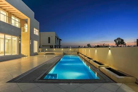 فیلا 5 غرف نوم للبيع في دبي هيلز استيت، دبي - Bespoke Vastu Compliant 5-Bed Villa With Basement