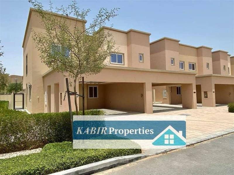 تاون هاوس في امارانتا A امارانتا 1 امارانتا فيلانوفا دبي لاند 3 غرف 95000 درهم - 5306896