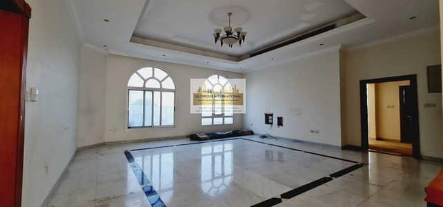 9 Bedroom Villa for Rent in Al Karamah, Abu Dhabi - 7 Master's BR w/ 5 Car Parking&Driver's RM