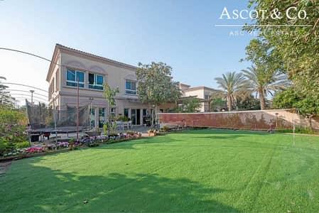 فیلا 5 غرف نوم للبيع في مثلث قرية الجميرا (JVT)، دبي - 5 Bed Plus Majils   Vacant   Corner Plot