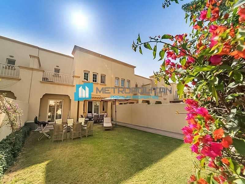 13 Relaxing View  Single Row   Type 4E Villa  Rented