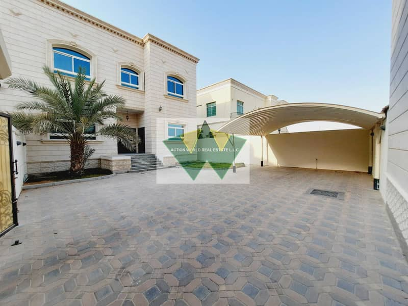 Well Maintained  5 M-Br Villa | Private Garden | Nice Yard