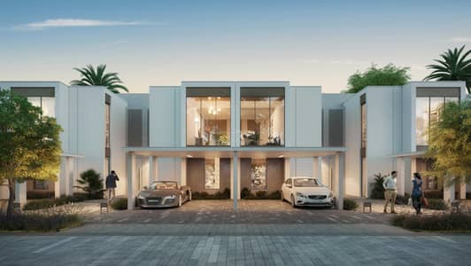 3 Bedroom Townhouse for Sale in The Valley, Dubai - A Beautiful Townhouse Community   Dubai land District