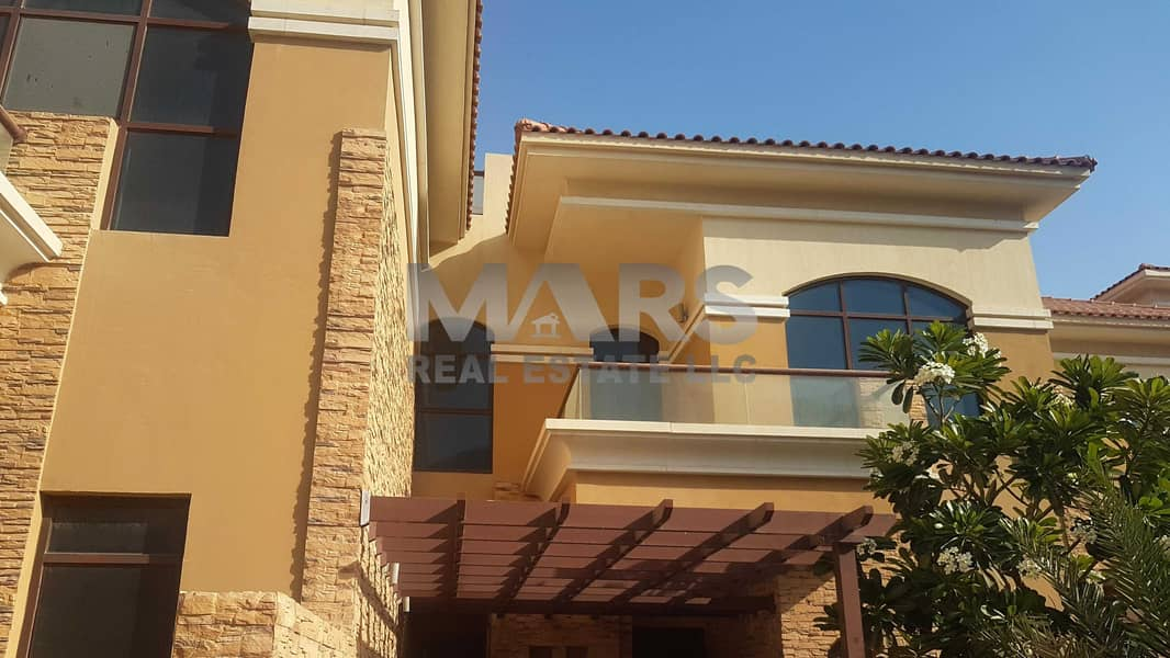 24 Nice 5 Master Bedroom/ Maid room Villa. Beautiful Compound Living in very peaceful location of  Al Nahyan