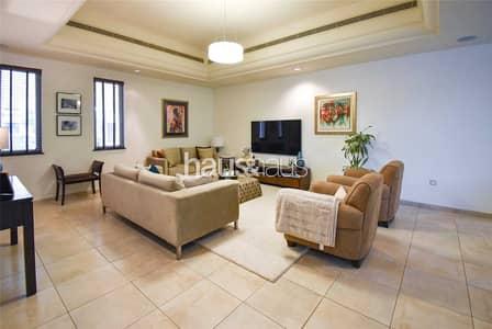 تاون هاوس 4 غرف نوم للبيع في مدينة دبي الرياضية، دبي - Upgraded | Park Backing | Vacant on Transfer