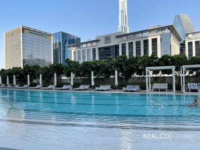 2 Bedroom Hotel Apartment for Sale in Downtown Dubai, Dubai - Luxurious | Furnished | Burj Khalifa View 2BHK