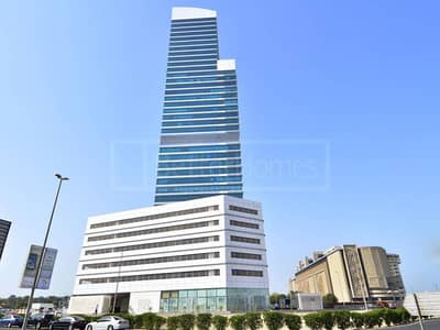 Shell and core office for rent in Concord Tower
