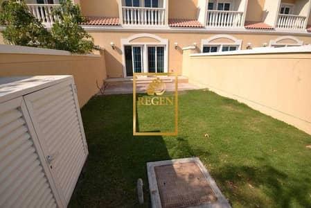 تاون هاوس 1 غرفة نوم للايجار في قرية جميرا الدائرية، دبي - Single Row - One  Bedroom Hall Nakheel Townhouse For Rent in JVC