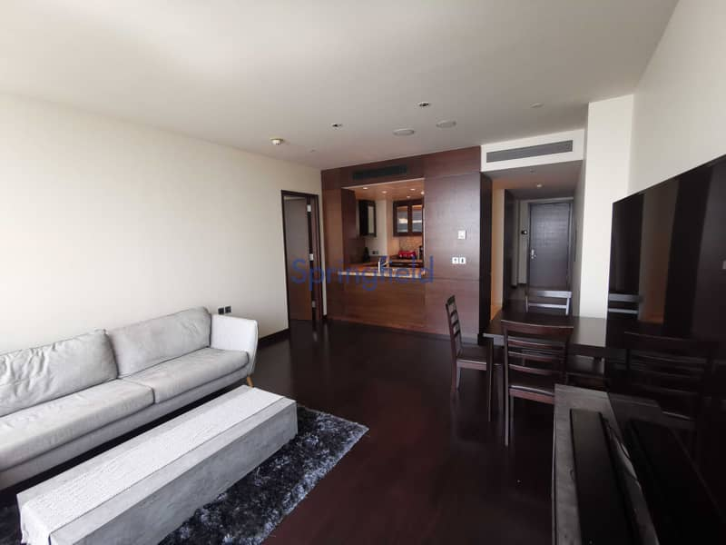 2 Spacious | Furnished | High Floor | Sea View