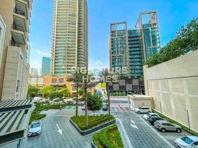 شقة 1 غرفة نوم للايجار في وسط مدينة دبي، دبي - Spacious Terrace   1 BR   Downtown