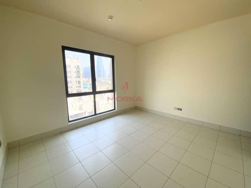 10 Vacant | 2BR + Study + Dinning area | Full Burj Khalifa