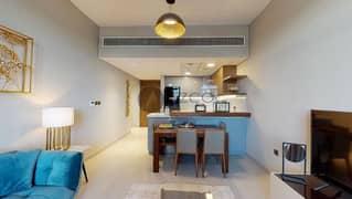 شقة في 2020 ماركيز أرجان 2 غرف 1160250 درهم - 5308958