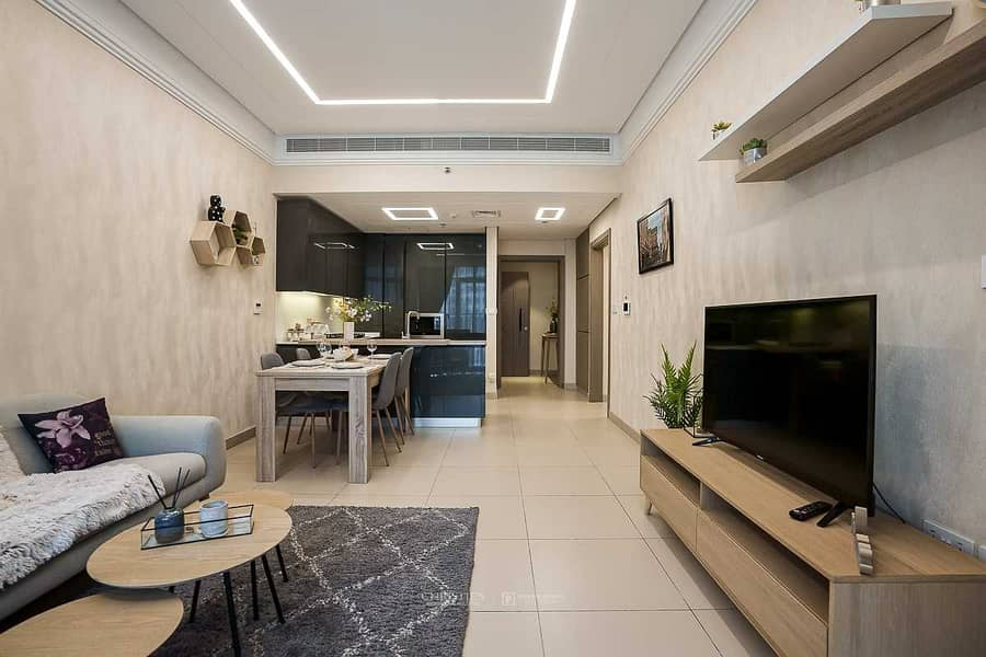 3/5 Year Post Handover PP  2BR ensuite   Move-in