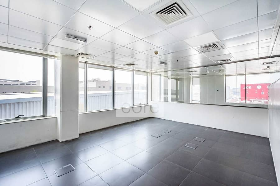 Well Fitted Office   Low Floor   DED License