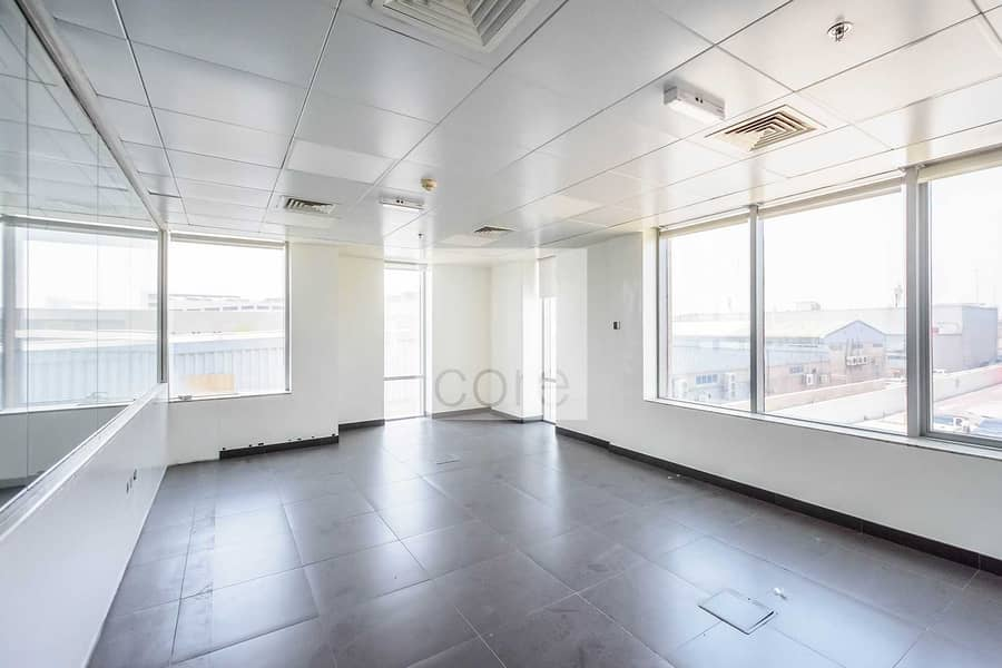 2 Well Fitted Office   Low Floor   DED License