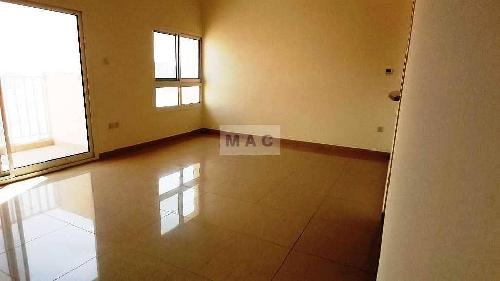 Value for money | 2 BR | M aid | Balcony | Parking | 2 min Mall-walk - Centrium, IMPZ