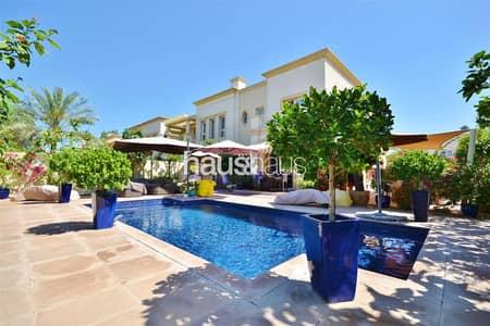 3 Bedroom Villa for Sale in The Springs, Dubai - Beautiful Type 3E Private Pool Huge Plot