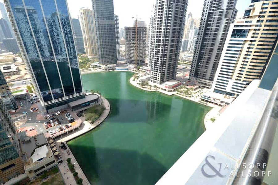 2 Bed   Lake View   Balcony   Unfurnished