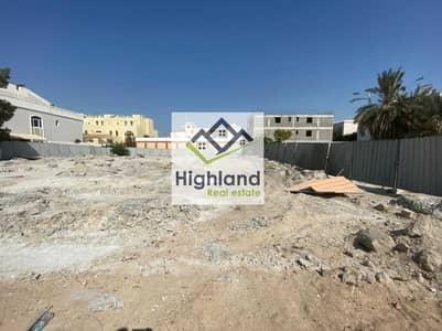 ارض سكنية  للبيع في المشرف، أبوظبي - Residential Lot for Sale in Mushrif