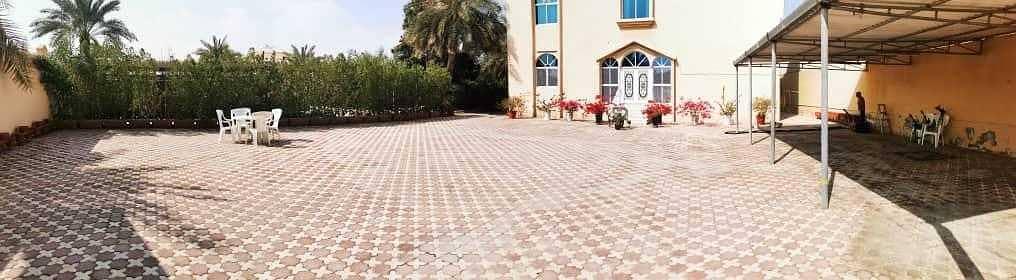 7 Bedroom Villa for Sale in Muwafjah, Sharjah - villa for sale non negotiable price, HUGE outdoor area.