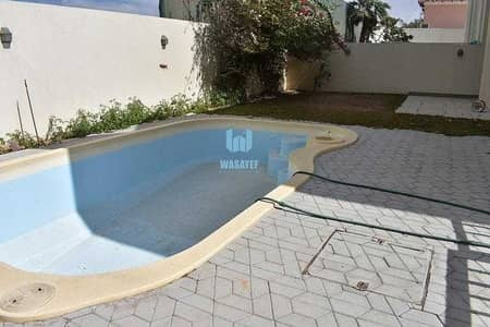 4 Bedroom Villa for Rent in Jumeirah, Dubai - Independent Luxury 4 Bed Villa With Private Pool & Garden !