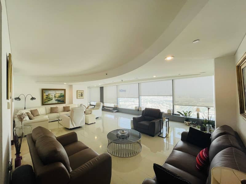 2 Luxuary 3Br Simplex Apartment for Rent in Jumeirah Living