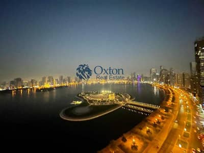 4 Bedroom Flat for Sale in Al Majaz, Sharjah - Luxury Sea View 4-BHK For Sale (The Blue Tower)