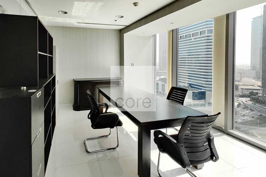 2 Partitioned and Furnished Unit | 11 Parking Spaces